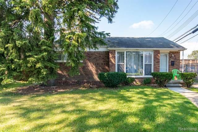 11431 Dixie, Redford, MI 48239 (MLS #R2210088637) :: Berkshire Hathaway HomeServices Snyder & Company, Realtors®