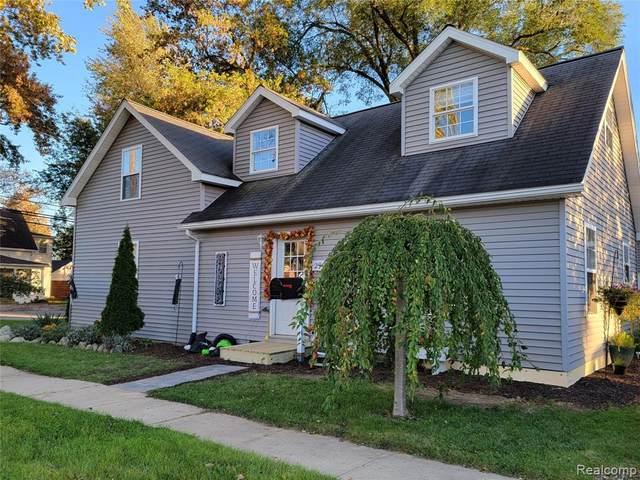 2904 Wilson Street, Marlette, MI 48453 (MLS #R2210088706) :: Berkshire Hathaway HomeServices Snyder & Company, Realtors®