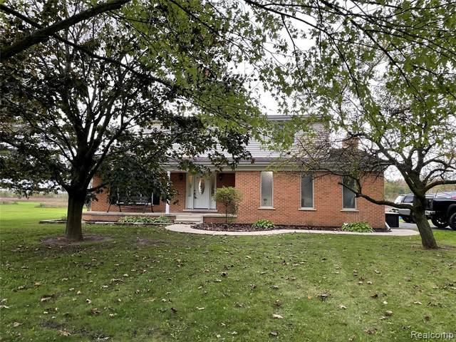 435 Capac Road, Berlin, MI 48002 (MLS #R2210088951) :: Berkshire Hathaway HomeServices Snyder & Company, Realtors®