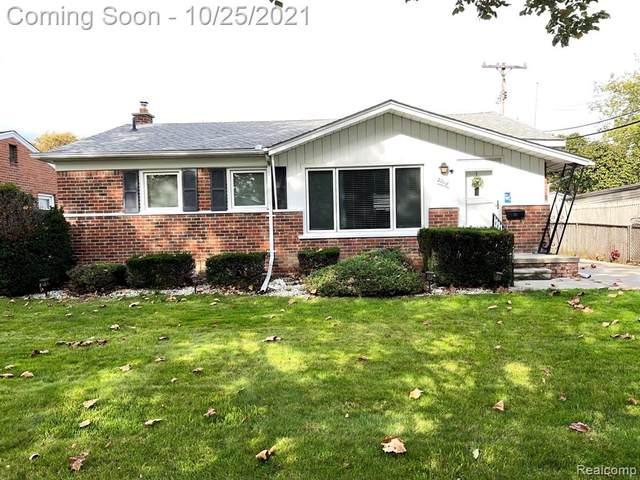 22118 Haskell Street, Taylor, MI 48180 (MLS #R2210088948) :: Berkshire Hathaway HomeServices Snyder & Company, Realtors®