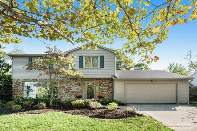3550 Charter Place, Ann Arbor, MI 48105 (MLS #3284630) :: Berkshire Hathaway HomeServices Snyder & Company, Realtors®