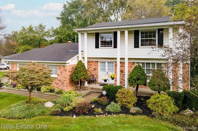 4101 Cherrywood Drive, Troy, MI 48098 (MLS #R2210088909) :: Berkshire Hathaway HomeServices Snyder & Company, Realtors®