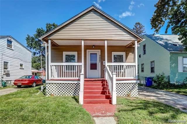 7527 Paige Avenue, Warren, MI 48091 (MLS #R2210089056) :: Berkshire Hathaway HomeServices Snyder & Company, Realtors®