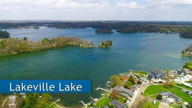 0-N Lakeville Road, Leonard, MI 48367 (MLS #R2210089048) :: Berkshire Hathaway HomeServices Snyder & Company, Realtors®