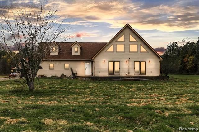 9405 Duffield Road, Montrose, MI 48457 (MLS #R2210087475) :: Berkshire Hathaway HomeServices Snyder & Company, Realtors®
