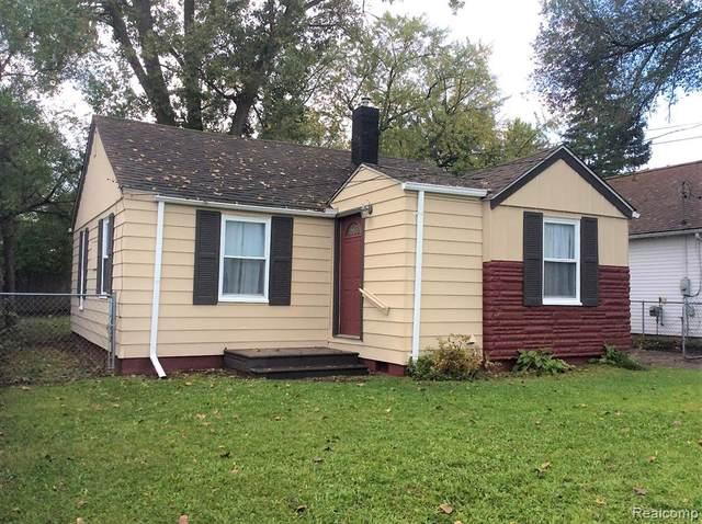 1498 Donovan Street, Burton, MI 48529 (MLS #R2210089054) :: Berkshire Hathaway HomeServices Snyder & Company, Realtors®