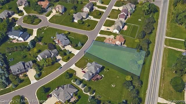 0 Green Bank Drive, Grand Blanc, MI 48439 (MLS #R2210089107) :: Berkshire Hathaway HomeServices Snyder & Company, Realtors®