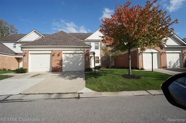 8771 Hardwood Drive, Van Buren, MI 48111 (MLS #R2210088875) :: Berkshire Hathaway HomeServices Snyder & Company, Realtors®