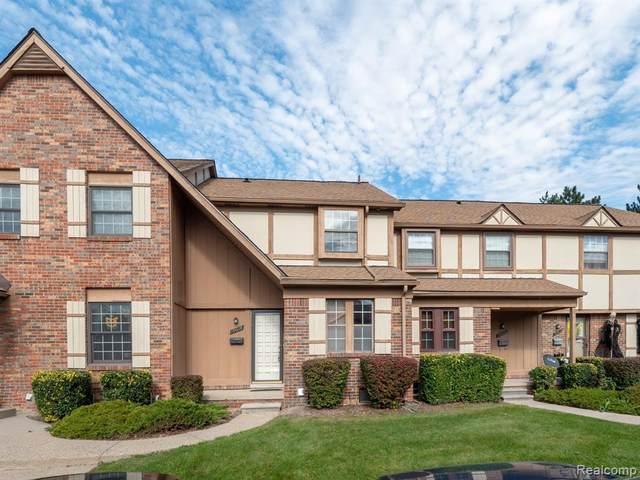 19618 N Raleigh Circle, Southfield, MI 48076 (MLS #R2210087526) :: Berkshire Hathaway HomeServices Snyder & Company, Realtors®