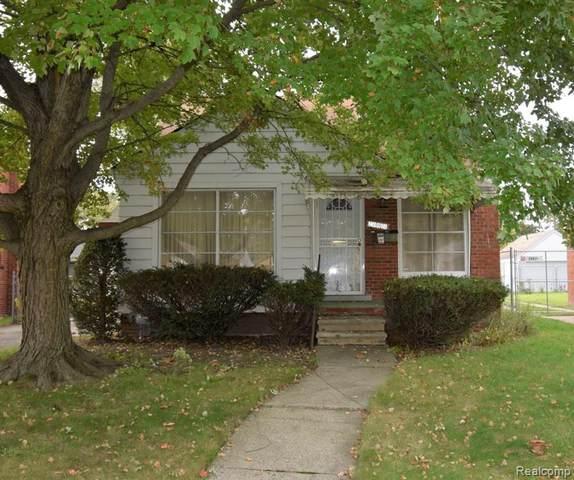 20013 Regent Drive, Detroit, MI 48205 (MLS #R2210089160) :: Berkshire Hathaway HomeServices Snyder & Company, Realtors®