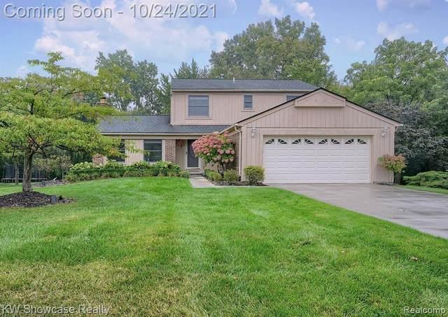 23780 Greening Drive, Novi, MI 48375 (MLS #R2210079193) :: Berkshire Hathaway HomeServices Snyder & Company, Realtors®
