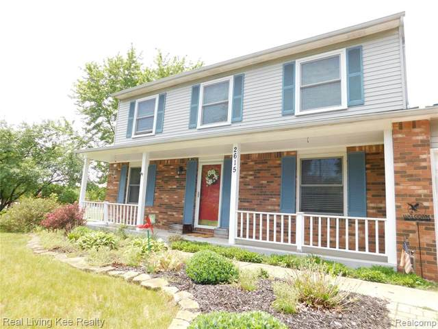 2615 Airport Road, Waterford, MI 48329 (MLS #R2210089100) :: Berkshire Hathaway HomeServices Snyder & Company, Realtors®