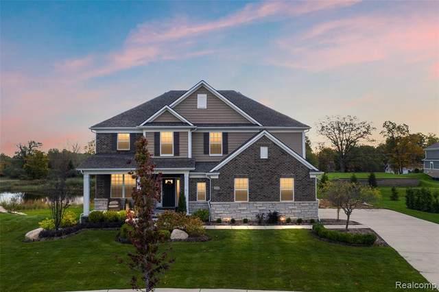 1374 Goldeneye Lane, Lake Orion, MI 48360 (MLS #R2210089167) :: Berkshire Hathaway HomeServices Snyder & Company, Realtors®