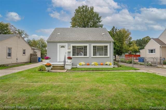 3282 Alvina Ave Street, Warren, MI 48091 (MLS #R2210089171) :: Berkshire Hathaway HomeServices Snyder & Company, Realtors®