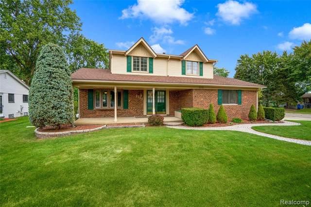 1761 Crestline Drive, Troy, MI 48083 (MLS #R2210089132) :: Berkshire Hathaway HomeServices Snyder & Company, Realtors®