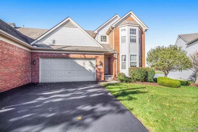 6156 Lone Oak Circle, Grand Blanc, MI 48439 (MLS #R2210089005) :: Berkshire Hathaway HomeServices Snyder & Company, Realtors®