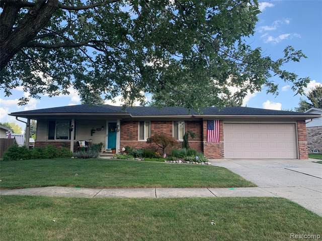 1750 Longfellow Drive, Canton, MI 48187 (MLS #R2210089205) :: Berkshire Hathaway HomeServices Snyder & Company, Realtors®