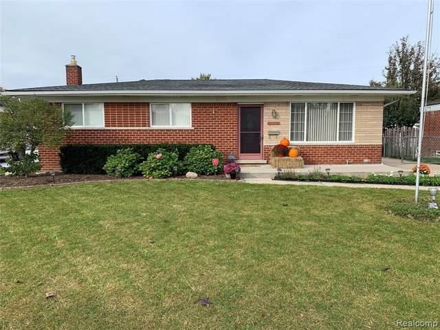 28419 Sutherland Drive, Warren, MI 48088 (MLS #R2210089272) :: Berkshire Hathaway HomeServices Snyder & Company, Realtors®