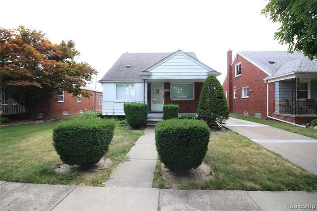15539 Euclid Avenue, Allen Park, MI 48101 (MLS #R2210089896) :: Berkshire Hathaway HomeServices Snyder & Company, Realtors®