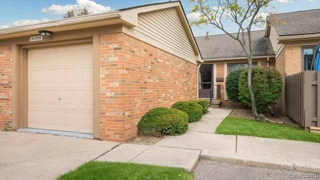 31396 Oak Tree, Warren, MI 48093 (MLS #R2210089485) :: Berkshire Hathaway HomeServices Snyder & Company, Realtors®