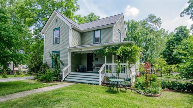 552 Mckinley St, Chelsea, MI 48118 (MLS #R218053390) :: Berkshire Hathaway HomeServices Snyder & Company, Realtors®