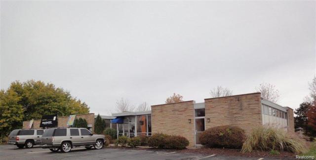 740 Emerick St Unit#, Ypsilanti, MI 48198 (MLS #R218054422) :: The Toth Team