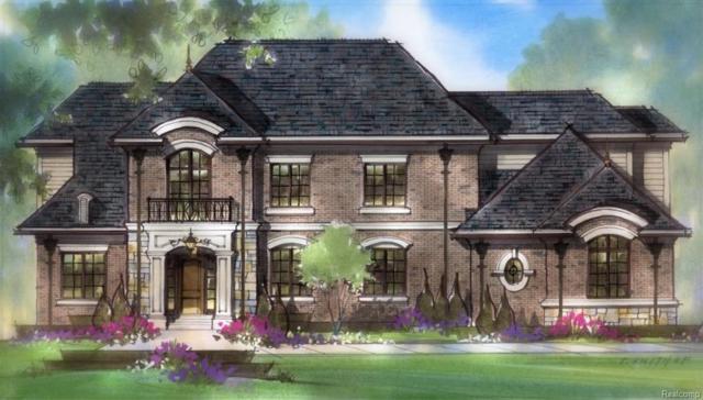 4062 Overlea Ln, Bloomfield Hills, MI 48302 (MLS #R218056326) :: The Toth Team