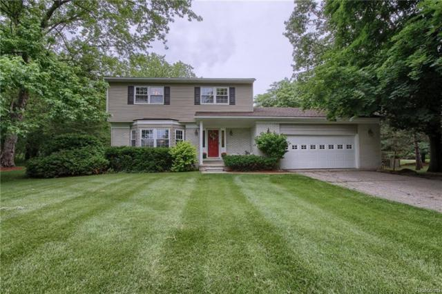 7329 Merritt Rd, Ypsilanti, MI 48197 (MLS #R218063971) :: The Toth Team