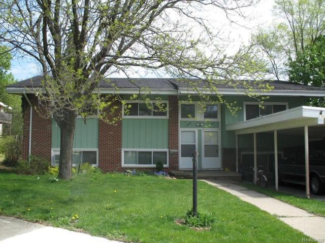 503 Ventura Crt, Ann Arbor, MI 48103 (MLS #R218074718) :: Keller Williams Ann Arbor