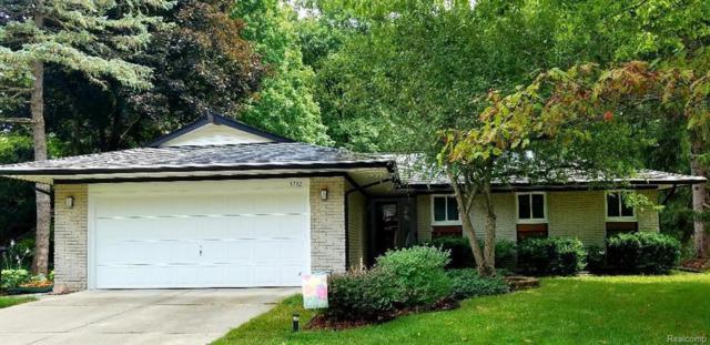 3732 Middleton Dr, Ann Arbor, MI 48105 (MLS #R218078083) :: Berkshire Hathaway HomeServices Snyder & Company, Realtors®