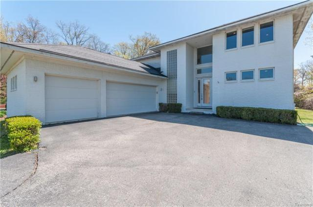 1219 Forest Bay Dr, Waterford, MI 48328 (MLS #R218080246) :: The Toth Team