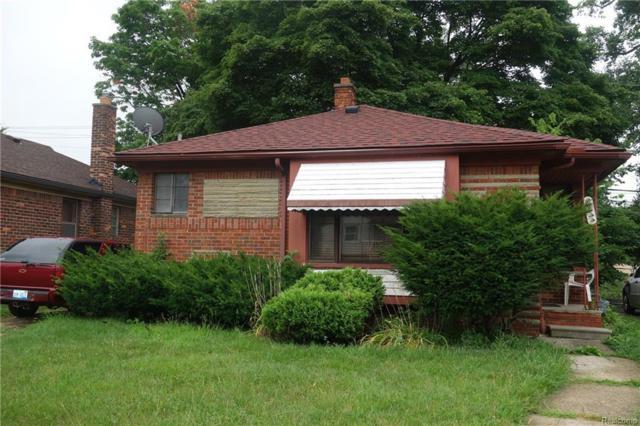 18477 Fenmore St, Detroit, MI 48235 (MLS #R218080260) :: The Toth Team