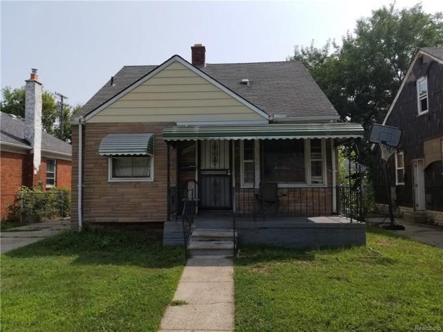 17642 Hoover St, Detroit, MI 48205 (MLS #R218080851) :: Berkshire Hathaway HomeServices Snyder & Company, Realtors®