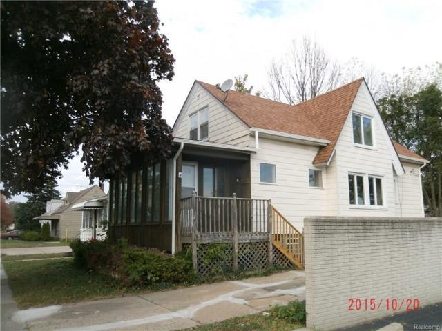 22736 Cushing Ave, Eastpointe, MI 48021 (MLS #R218080876) :: Berkshire Hathaway HomeServices Snyder & Company, Realtors®