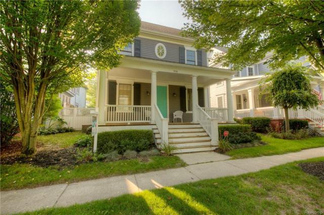 336 Constitution St, Canton, MI 48188 (MLS #R218088815) :: Berkshire Hathaway HomeServices Snyder & Company, Realtors®