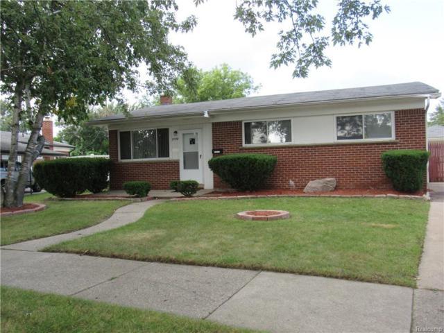 27336 Terrell St, Dearborn Heights, MI 48127 (MLS #R218090287) :: Keller Williams Ann Arbor