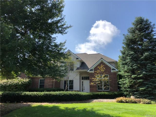 10612 Shadow Valley Crt, South Lyon, MI 48178 (MLS #R218090345) :: The Toth Team