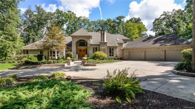 9673 Cross Creek Dr, South Lyon, MI 48178 (MLS #R218092126) :: The Toth Team