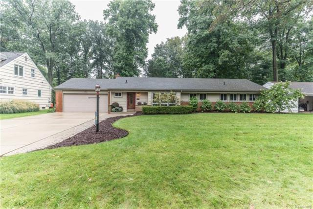 44475 Governor Bradford Rd, Plymouth, MI 48170 (MLS #R218092448) :: The Toth Team