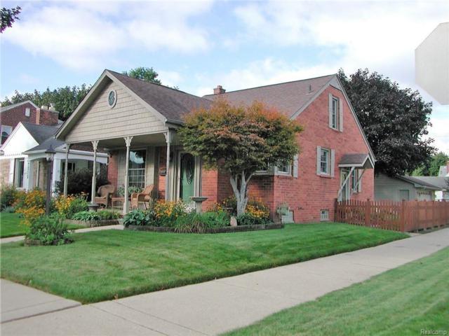 7500 Mayfair St, Taylor, MI 48180 (MLS #R218093068) :: Berkshire Hathaway HomeServices Snyder & Company, Realtors®