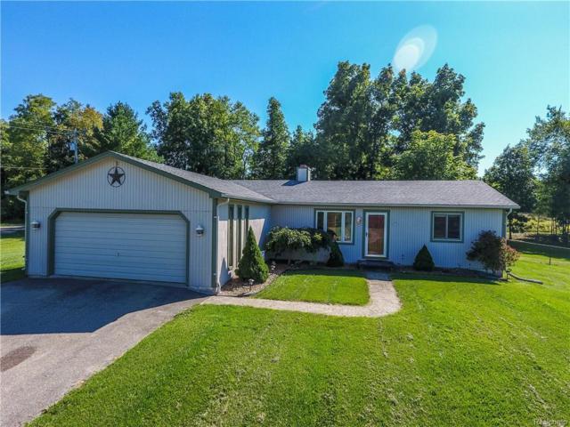 2240 Granger Rd, Ortonville, MI 48462 (MLS #R218093141) :: Berkshire Hathaway HomeServices Snyder & Company, Realtors®