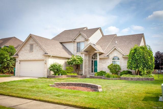 18046 Teresa Dr, Macomb, MI 48044 (MLS #R218093143) :: Berkshire Hathaway HomeServices Snyder & Company, Realtors®
