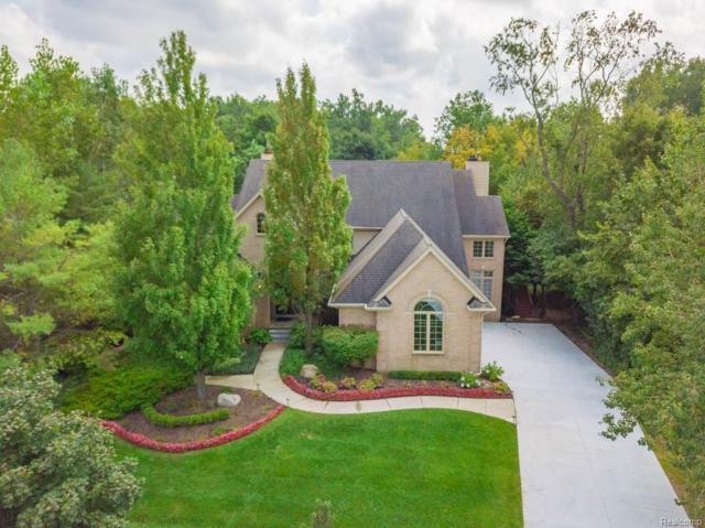 7511 Autumn Hill Drive Dr, West Bloomfield, MI 48323 (MLS #R218093148) :: Berkshire Hathaway HomeServices Snyder & Company, Realtors®