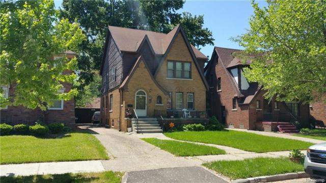 5751 Grayton St Unit#, Detroit, MI 48224 (MLS #R218093149) :: Berkshire Hathaway HomeServices Snyder & Company, Realtors®