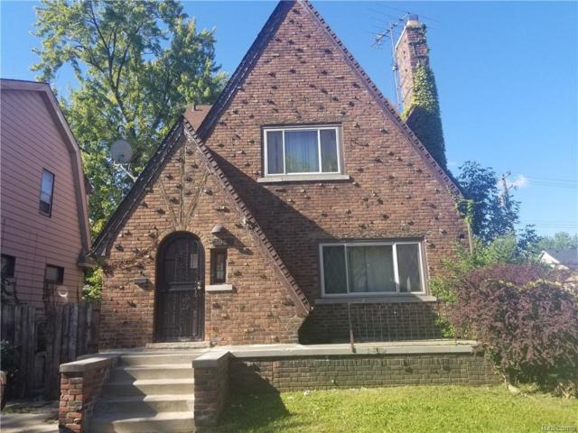 3967 Haverhill St, Detroit, MI 48224 (MLS #R218096207) :: Keller Williams Ann Arbor