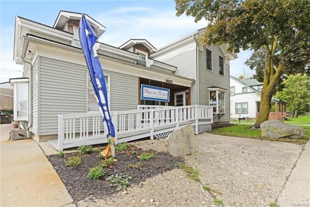 9615 Main St, Whitmore Lake, MI 48189 (MLS #R218096853) :: Berkshire Hathaway HomeServices Snyder & Company, Realtors®