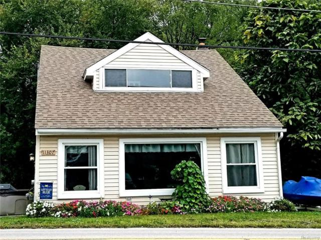 11307 E Shore Dr, Whitmore Lake, MI 48189 (MLS #R218098046) :: Keller Williams Ann Arbor
