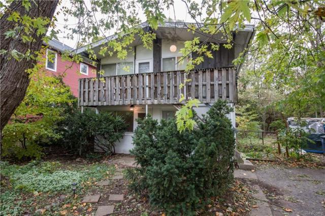 417 Montgomery Ave, Ann Arbor, MI 48103 (MLS #R218100257) :: Berkshire Hathaway HomeServices Snyder & Company, Realtors®