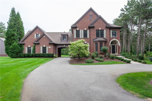 254 Fern Dr, Leonard, MI 48367 (MLS #R218100970) :: Berkshire Hathaway HomeServices Snyder & Company, Realtors®