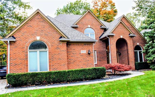 48583 Red Oak Dr, Shelby, MI 48315 (MLS #R218101608) :: The Toth Team